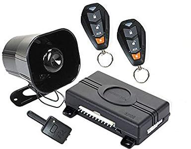 Amazon.com: Sistema de seguridad de alarma de coche Viper de ...
