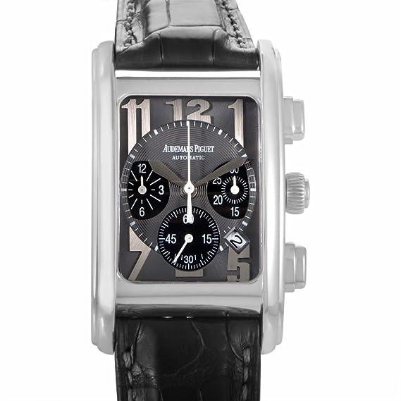 Audemars Piguet Edward Piguet automatic-self-wind Mens Reloj 25987bc. OO. D002CR. 02 (Certificado) de segunda mano: Audemars Piguet: Amazon.es: Relojes