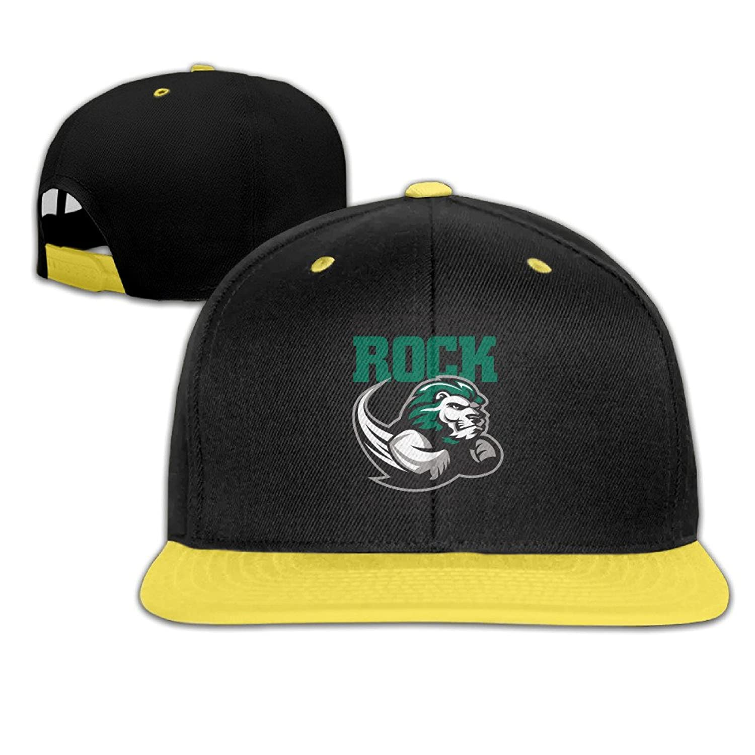 Kids Design Baseball Slippery Rock University Logo 1 Adjustable Snapback Cap