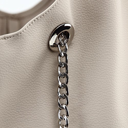 Unlined Magnus Leather Shoulder Cream Handbags Hobo BURGAN Z5qxwd7Bq