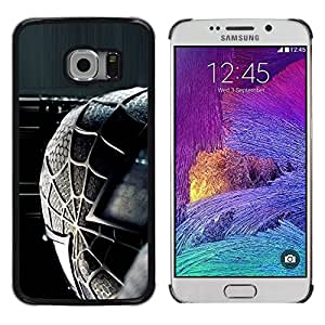 Design for Girls Plastic Cover Case FOR Samsung Galaxy S6 EDGE Spider Superhero OBBA