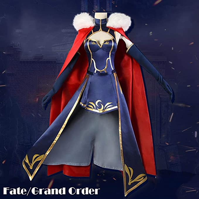 Details about  /FGO Fate//Grand Order Voyager Tenue Halloween Carnaval Uniform Cosplay Costume