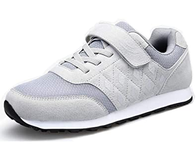 88ff0527620 Scennek Men s and Women s Middle-Aged Mesh Sports Shoes Casual Shoes Safety  Shoes Health Shoes