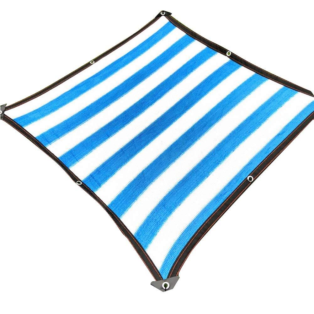LIANGLIANG-fang shai wang Rete Parasole Serre Antivento Balcone Protettiva Protezione Solare A Prova di Calore Traspirante Anti-UV Anti età, 23 Taglie (colore   A, Dimensioni   3x5m)