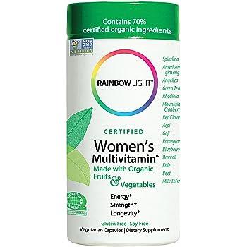 Amazon Com Rainbow Light Women S One Multivitamin One