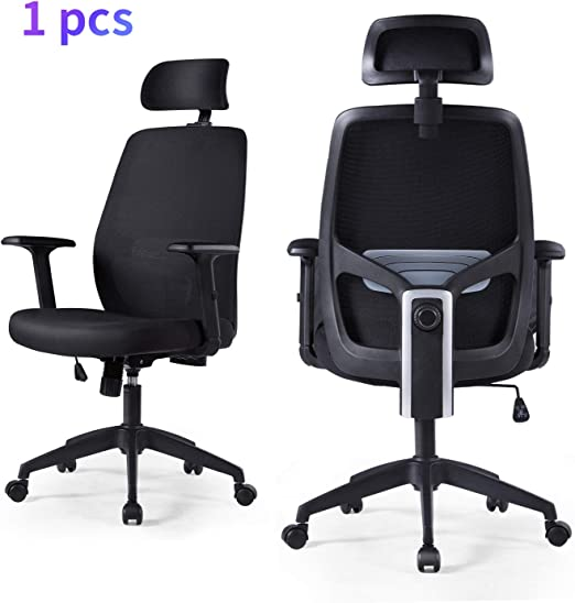 LIANFENG Ergonomic Office Chair - For Big and Tall Persons