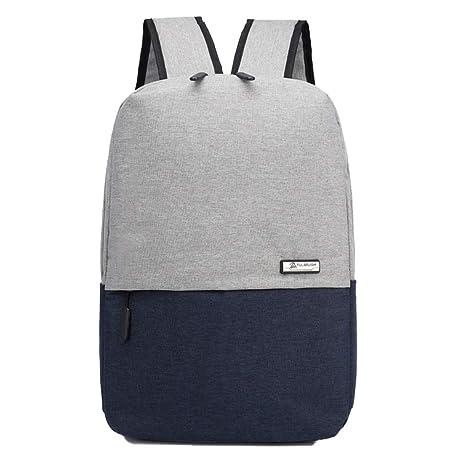 yslin Mochila Business Ordenador portátil 13 Pulgadas Backpack antirrobo Hombre Mujer Grande Ligero Casual Laptop Mochila