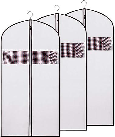 Amazon.com: Zilink - Bolsa de almacenamiento para trajes con ...
