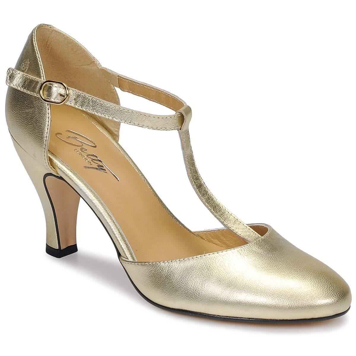 Betty London EPINATE Pumps Damen Gold Pumps