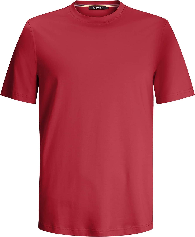 Bugatchi Max Weekly update 80% OFF Men's Crew Tshirt Neck