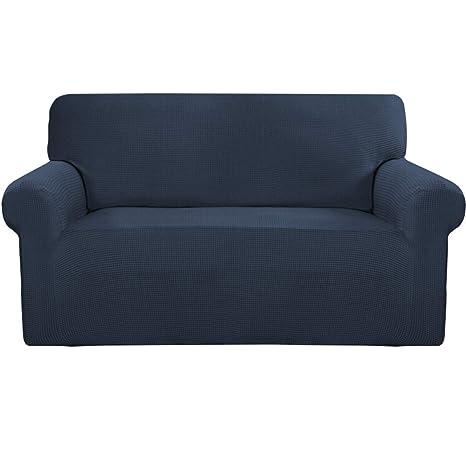 Greatime Estiramiento Funda de sofá del sofá de la Cubierta del Protector de Muebles sofá sofá con elástico de Espuma niños Bottom, poliéster Spandex ...