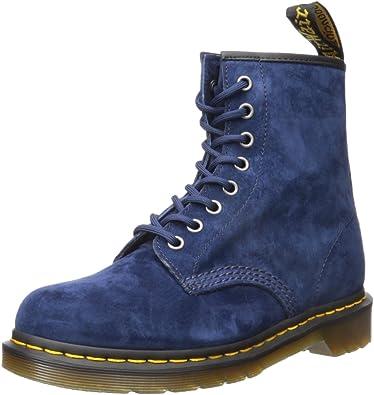 Dr. Martens 1460, Chaussures Mixte Adulte Bleu Bleu, 48