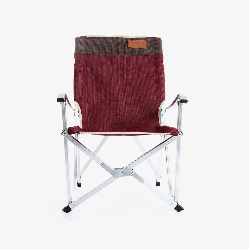 Wupo Outdoor Camping Klappstuhl Angeln/Moon/Klettern/Reisen/Jagd/Beach chair-family Tagen Out gifts-camp Outdoor