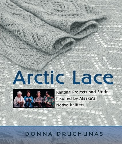 Free Knitting Patterns Lace - Arctic Lace