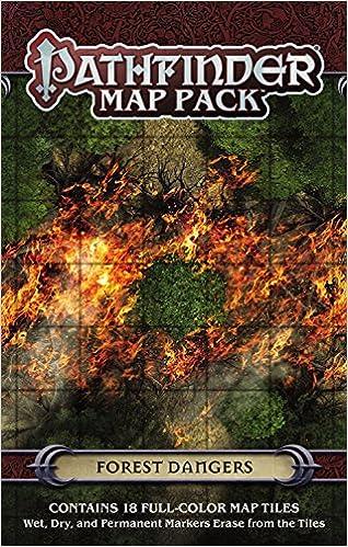 Pathfinder Map Pack: Forest Dangers: Amazon.es: Engle, Jason A.: Libros en idiomas extranjeros