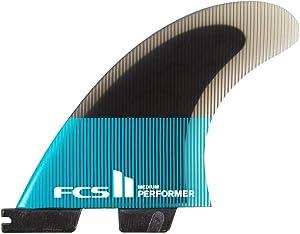 FCS II Performer PC Thruster Tri Fin Set