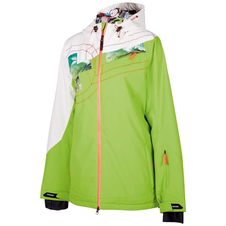 Chiemsee Damen Funktionsjacke Happy Coole Skijacke Wasserdichte Reißverschlüss