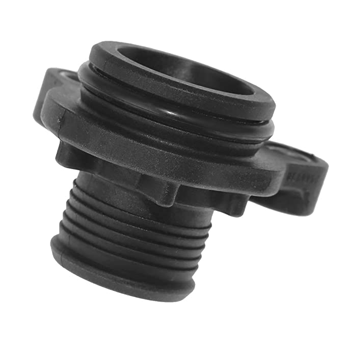 Amazon.com: Water Hose Fitting 11537541992/11537544638 for BMW N54 N53 N52 w/Clamp: Automotive
