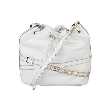 Sac à main de Versace Jeans Femme, Blanc - E1VNBBO4-75301-003 ... 365ab61d8a2
