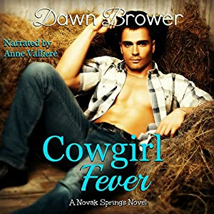 Cowgirl Fever Audiobook