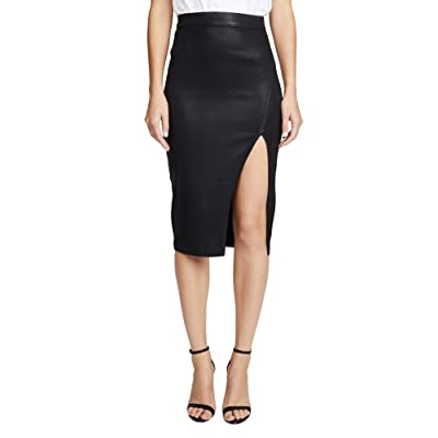 7 For All Mankind Women's Pencil Skirt: Clothing