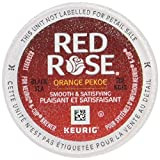Red Rose Orange Pekoe Tea K-Cups, 24 Count