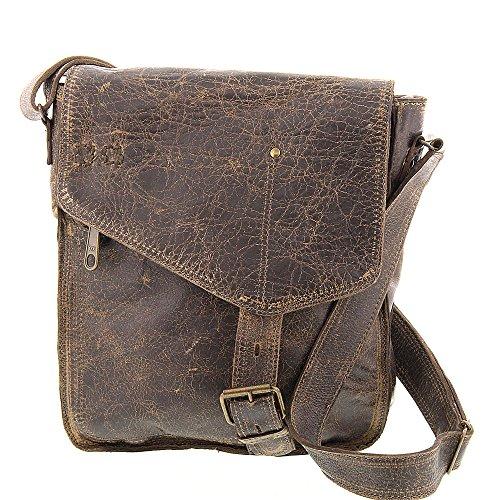 Bed Stu Venice Beach 61001202 Shoulder Bag,Teak,One Size by Bed|Stu