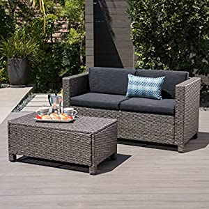 61qcry0i6IL._SS300_ 100+ Black Wicker Patio Furniture Sets For 2020