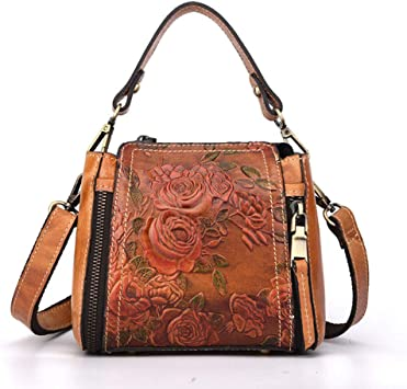 Ladies Mini Floral Cross Body Messenger Bag Women Shoulder Tote Satchel Handbag