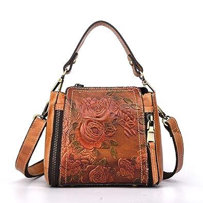 7b32bd308a Xieben 2018 New Wave Packet Shoulder Messenger bag ladies Elegant Design Top  Handle Fashion Vintage Leather