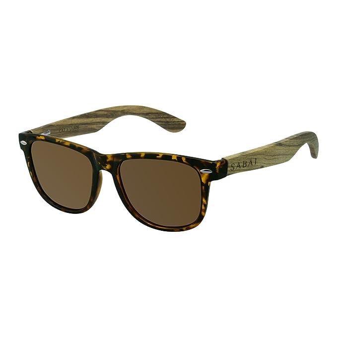 SABAI Chill- Gafas de Sol Polarizadas Marco Carey Lente ...
