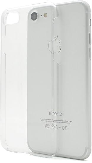 a985132e42 PLATA スマホケース iPhone7 iPhone8 ハードケース【 クリア 】 傷防止 iPhone 保護ケース