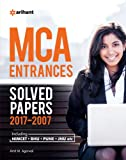 11 Years' Solved Papers 2017-2007 MCA Entrances