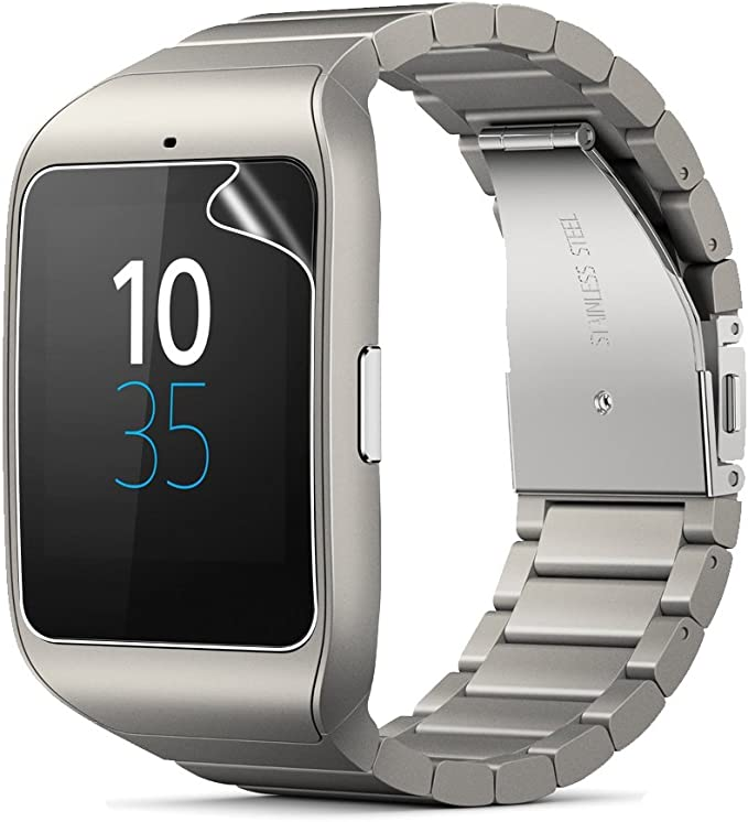 Sony Smartwatch 3 Protector de Pantalla,Vikoo Dureza 3H Alta ...