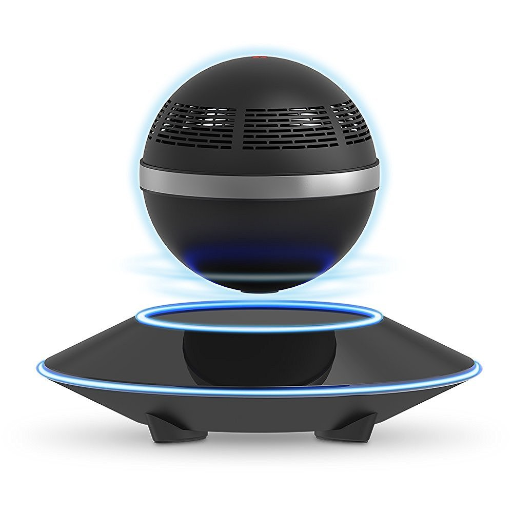 Levitating Bluetooth Speaker, ZVOLTZ Portable Floating Wireless Speaker