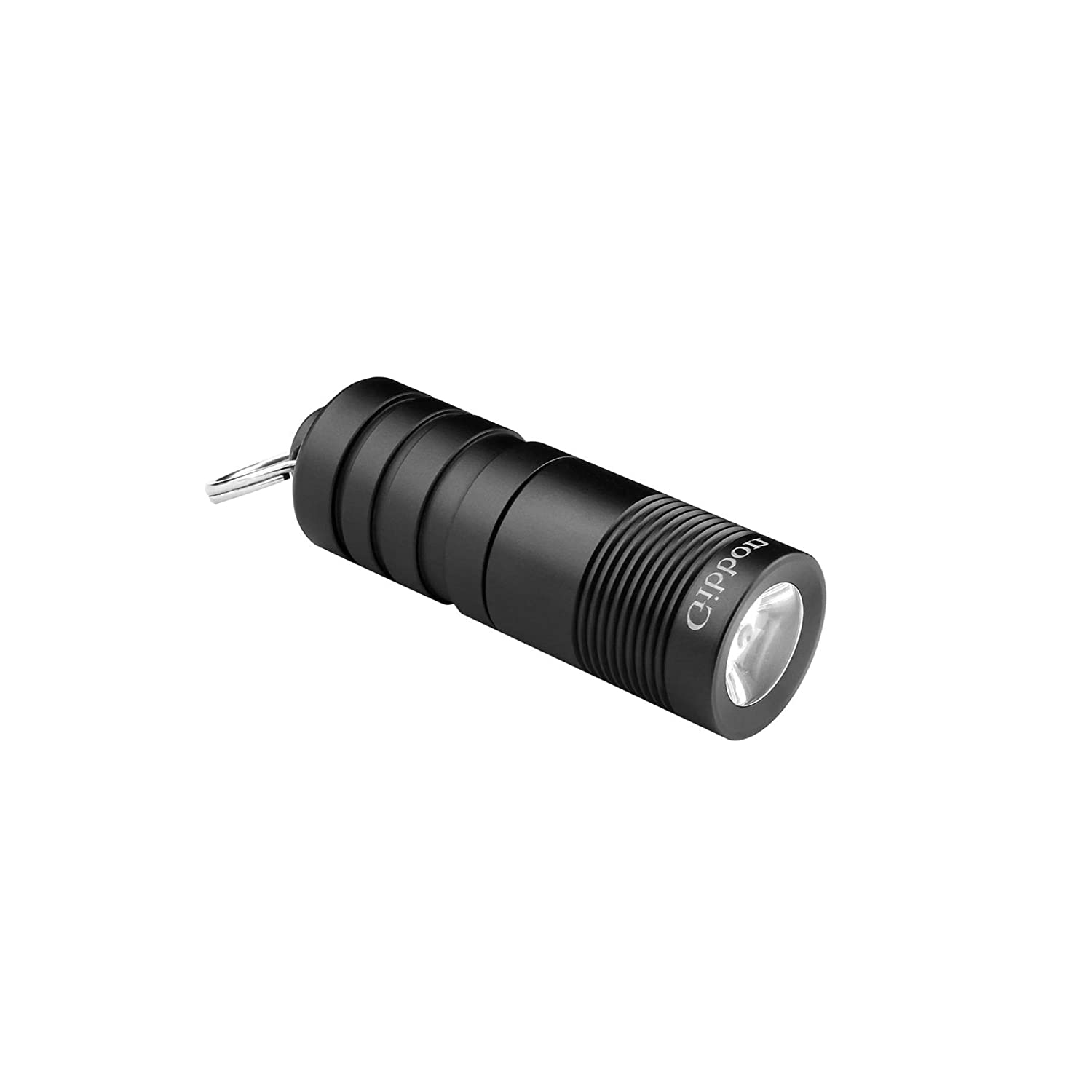 Mini LED Flashlight Waterproof Torch Keychain Flashlight For Home For Household Outdoor Power By 1x16340 Battery Gibbon Flashlight