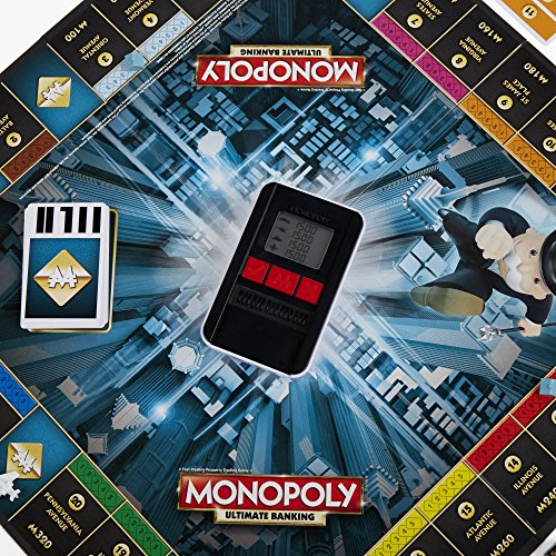 amazon monopoly game ultimate banking edition すごろく おもちゃ