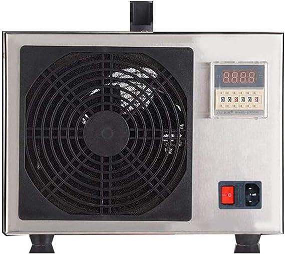 LIUTAO Generador de ozono Industrial 20 g/h purificador de Aire para Plantas en Crecimiento talleres de Alimentos evitan brotes de Oficina: Amazon.es: Hogar