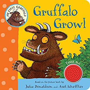book cover of Gruffalo Growl