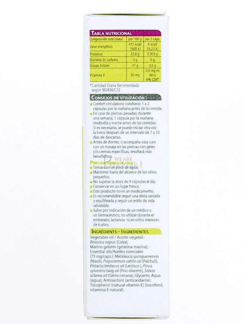 Amazon.com: Pranarôm Science Oléocaps 6 Light Legs Circulatory Comfort 30 Capsules: Health & Personal Care