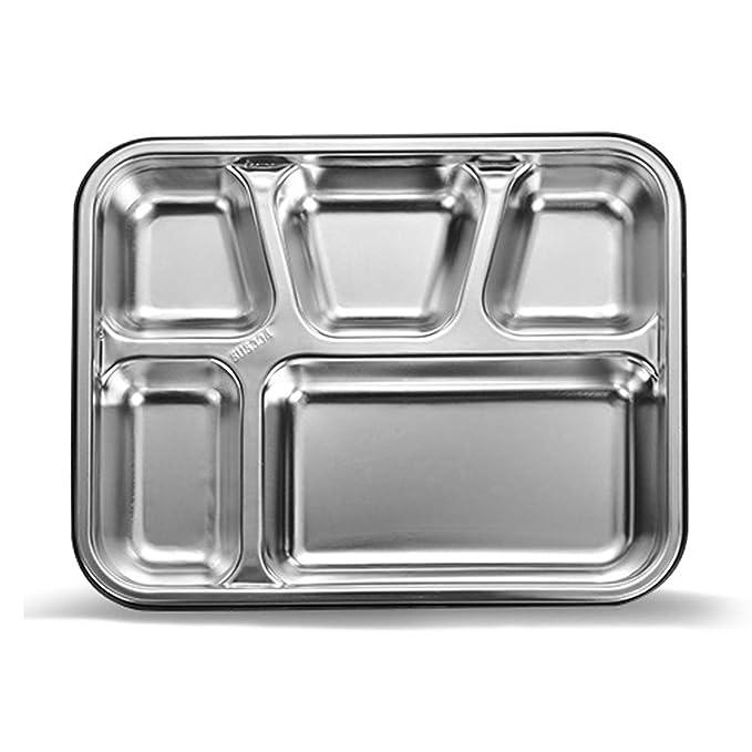 Amazon.com: Migavan - Fiambrera portátil de acero inoxidable ...