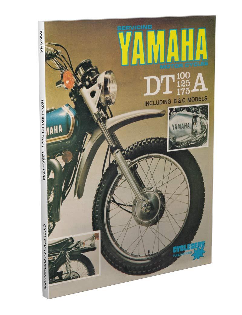 Download yamaha dt100 dt 100 74-83 service repair workshop manual -.