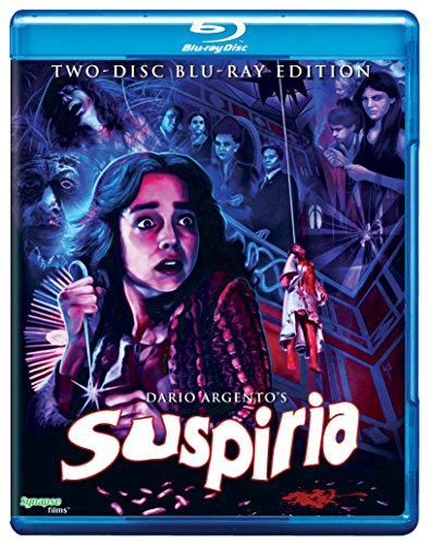 Blu-ray : Suspiria (Two-Disc Blu-ray Edition) (Widescreen, 2 Pack, 2 Disc)