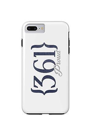 Amazoncom Corpus Christi Texas Area Code Blue IPhone - 361 area code