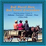 Boll Weevil Here Boll Weevil Everywhere Field Recordings 16: 1934-1940 by Charles Griffin (2004-09-07)