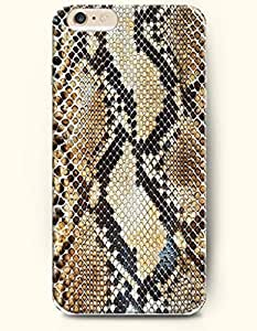 Brown And Black Serpent Grain - Snake Skin Print - Phone Cover for Apple iphone 5C ( inches ) - SevenArc ...
