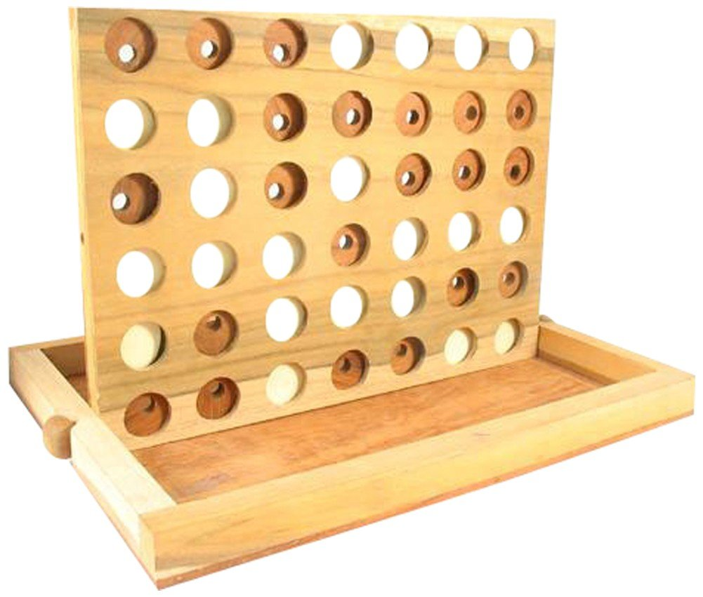 The Braille Store Connect Four (Tactile)