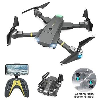 HZRKJ Dron de cámara HD de Flujo óptico con dron Alto Fijo con ...