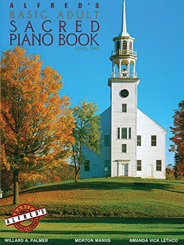 Alfred's Basic Adult Piano Course Sacred Book, Bk ()