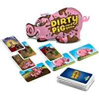 North Star Games Dirty Pig Card Game | Be The First to Dirty All Your Pigs!